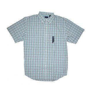 Big Size Shirt - Square Print