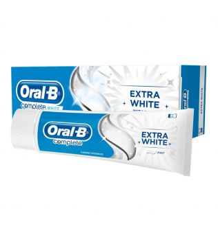 Oral -B Complete Extra White Toothpaste 100ml