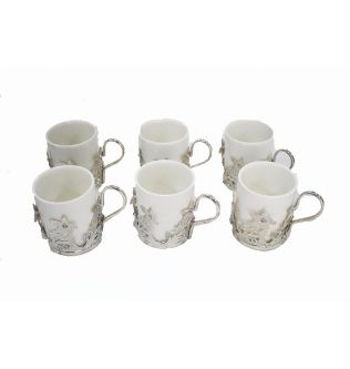 Tea and coffee set