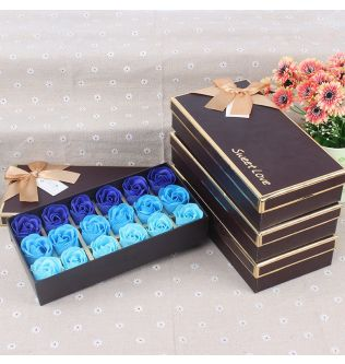 18 Pcs Scented Rose celebration Gift - 191001014