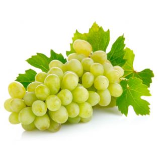 1/2 Kilo Green Grapes